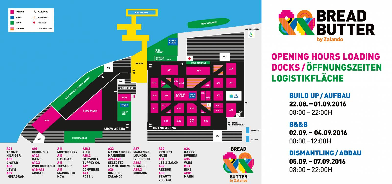 ETPTT, wayfinding, dtp, layout, typesetting, final artwork, B&&B 2017